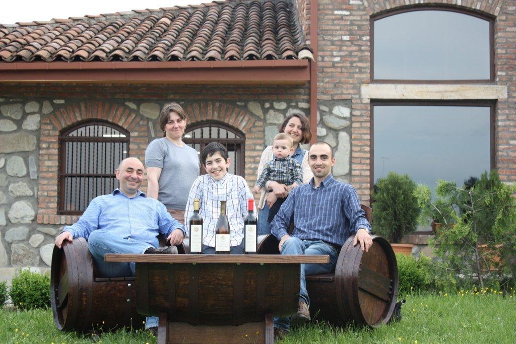 Familie Dakishvili