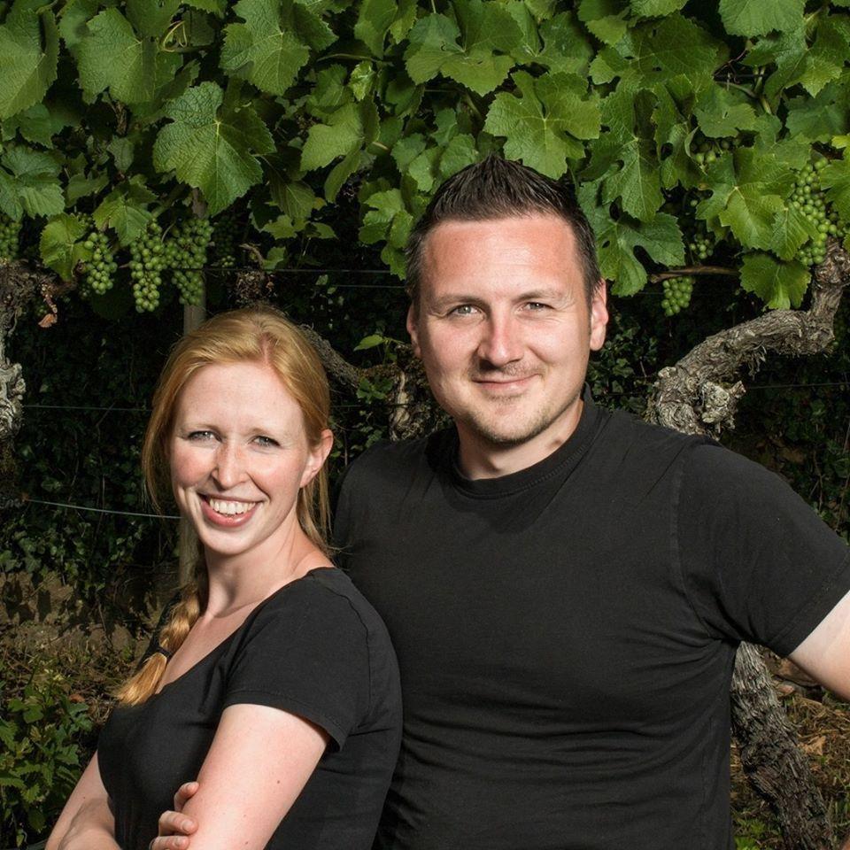Julia en Benedikt