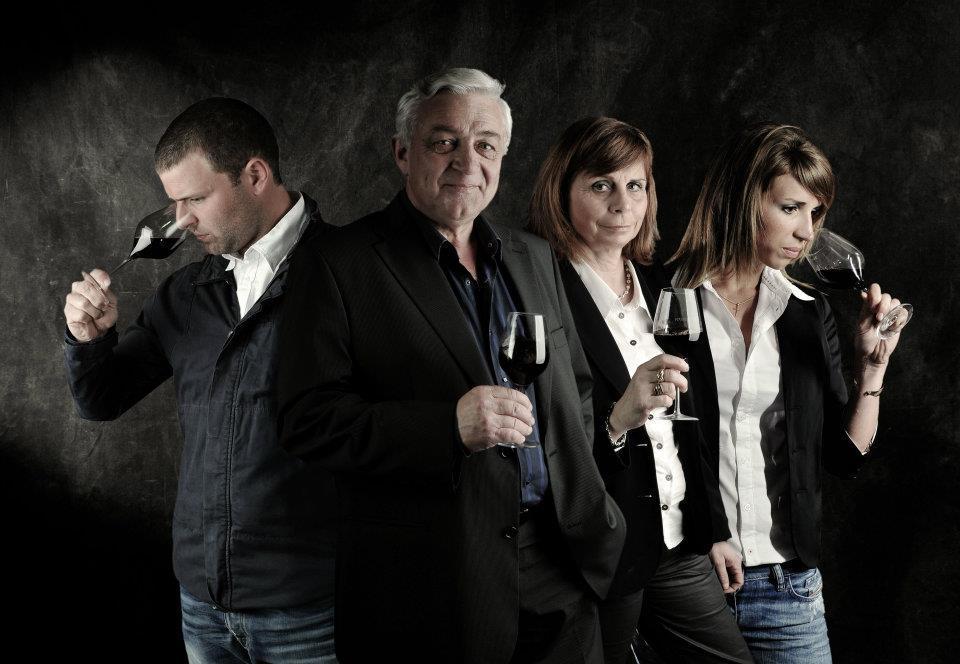 Familie Paux-Rosset