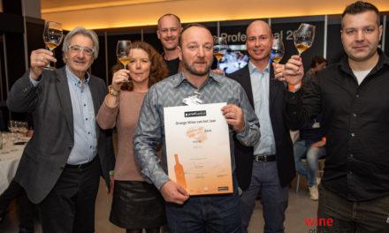 Finalewijnen Proefschrift Orange Wine competitie 2020