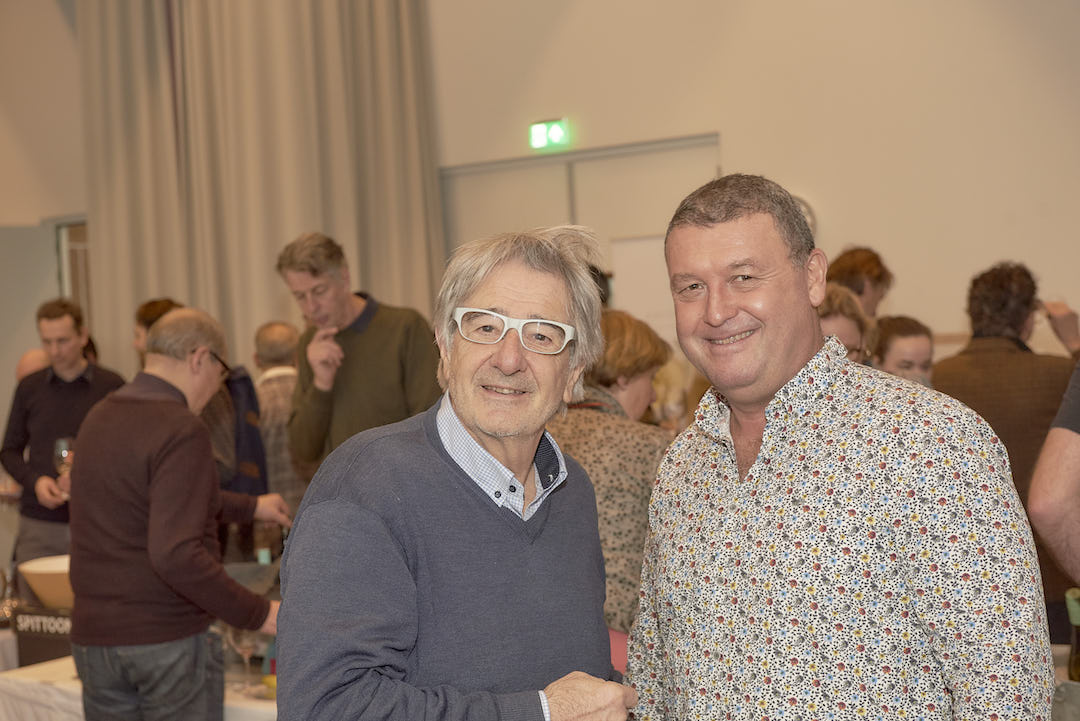 Jan van Lissum en Enrico Huijbrechts