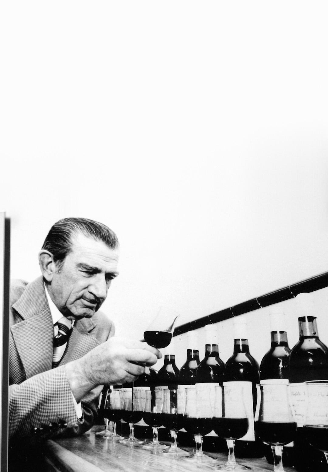 Wijnmaker Max Schubert