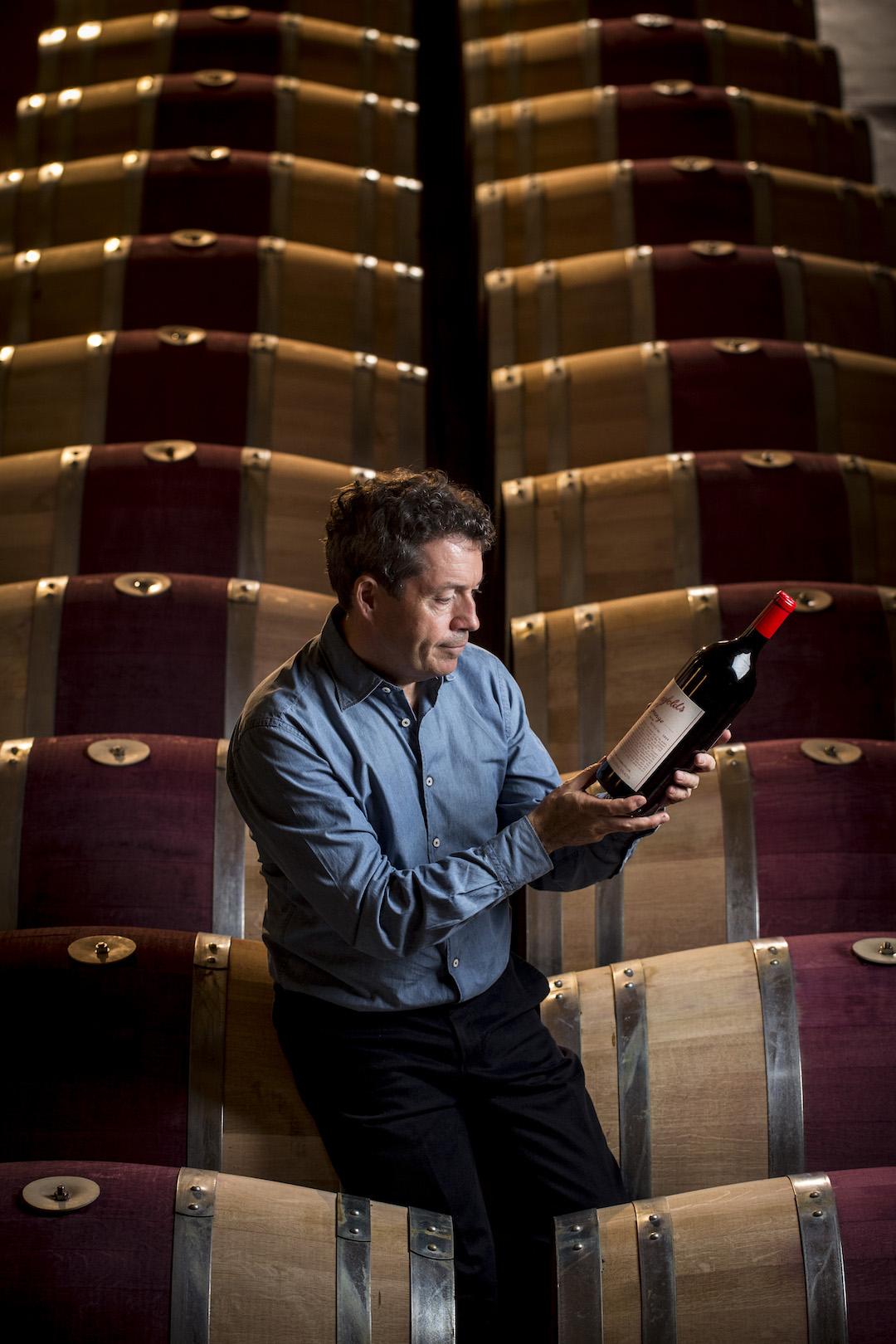 Penfolds wijnmaker Peter Gago