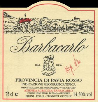 barbacarlo label
