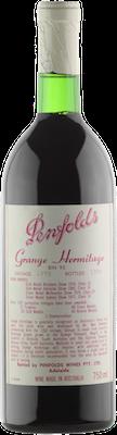 Penfolds Grange 75 D