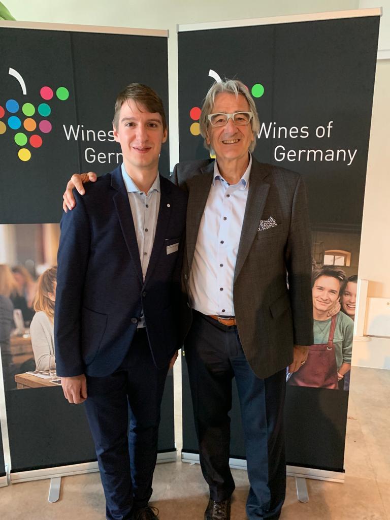 Marc Almert en Jan van Lissum