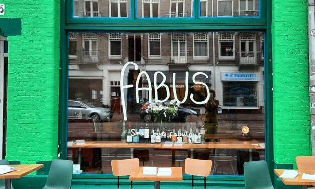 Eigenzinnige wijnen van Kabaj bij wijnbar Fabus