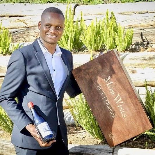 Joseph T. Dhafana - Mosi Wines