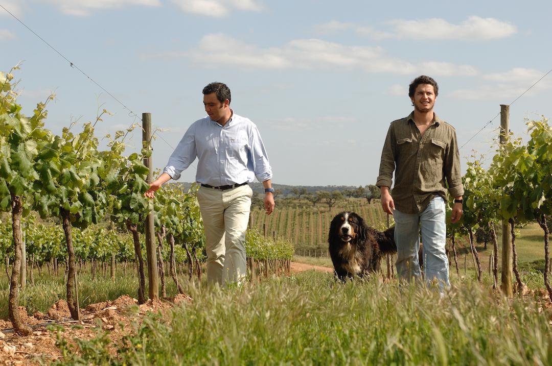 herdade-de-sao-miguel-wijnmakers-nuno-franco-en-alexandre-relvas-jr
