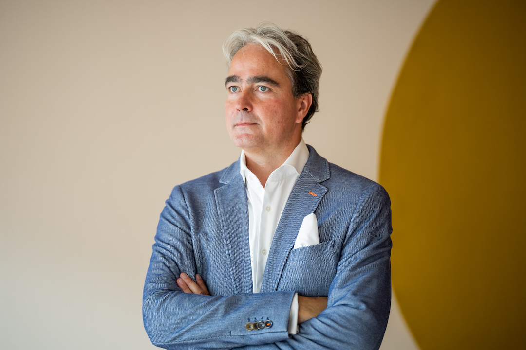 Jean-Luc Etienne (© Pieter D'Hoop)