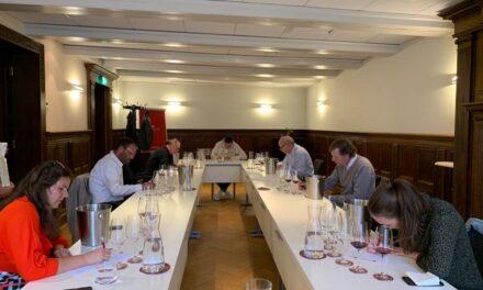 32e Proefschrift Wijnconcours – de tussenstand