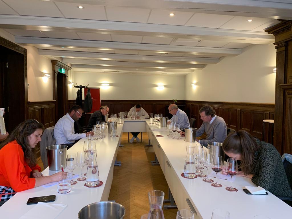 Grand Jury tasting