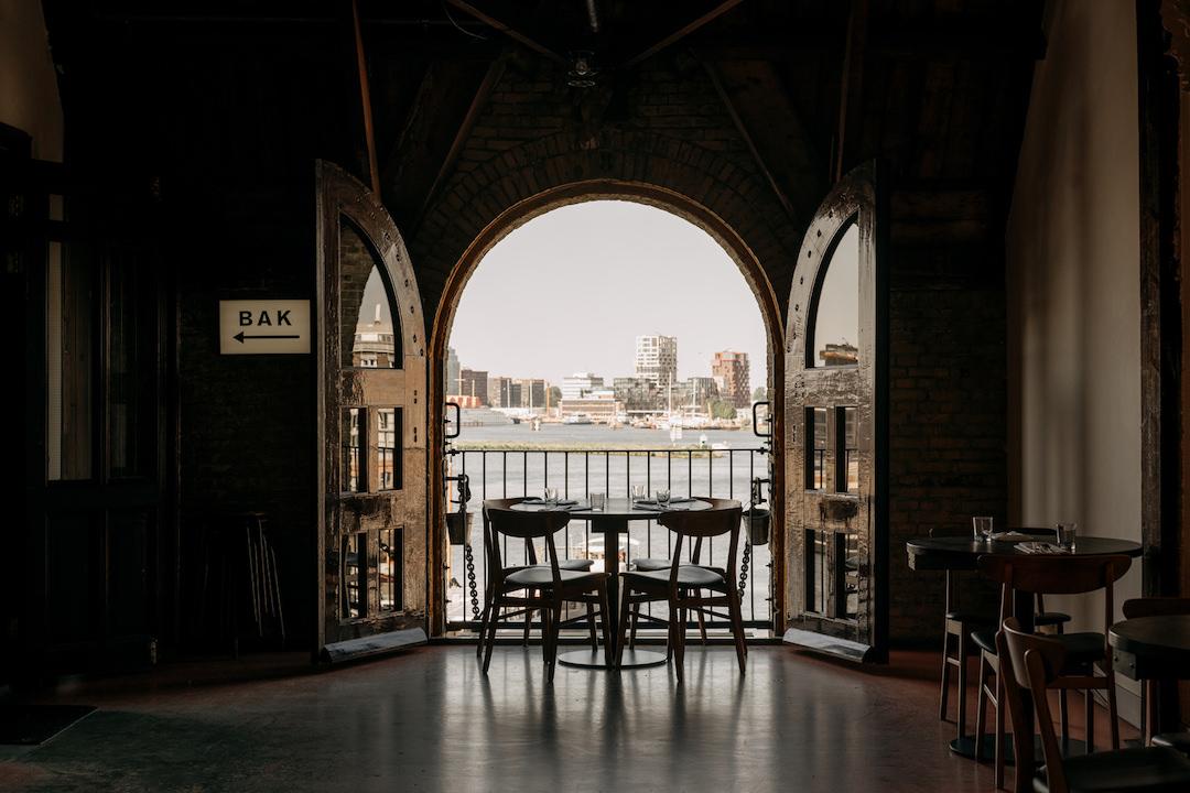 BAK Restaurant © Chantal Arnts