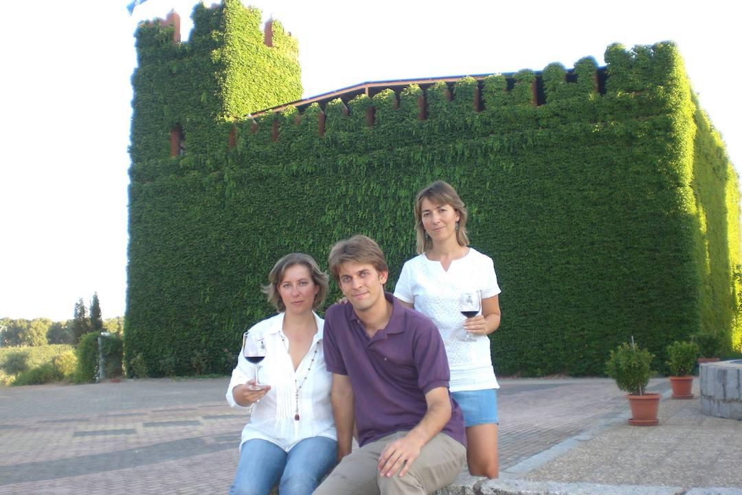 Amelia, Helena en Felix Coloma
