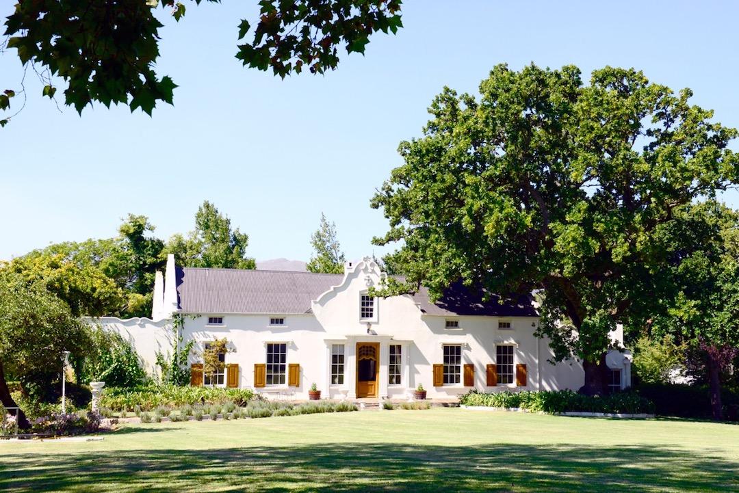 Bellingham, Zuid-Afrika