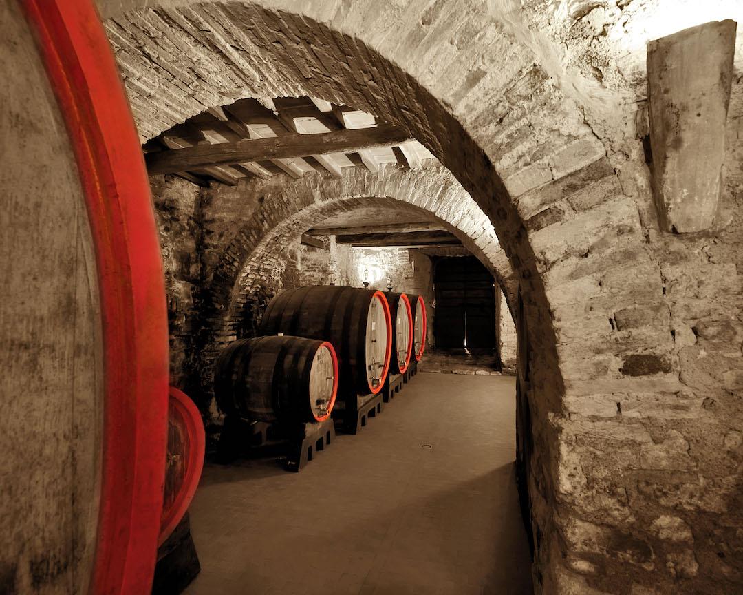 Ciacci Piccolomini, Toscane