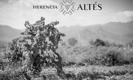 La Serra Blanc, Herència Altés, Terra Alta, Spanje 2018