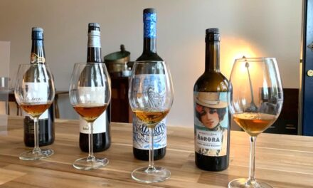 Masters of Jerez: amontillado