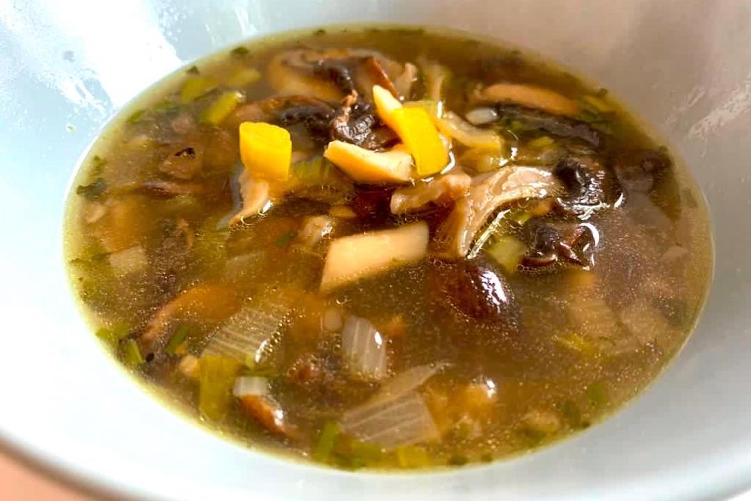 Gevulde soep
