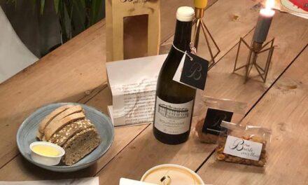 Thuis van wijn & spijs genieten met Brasserie Van Baerle