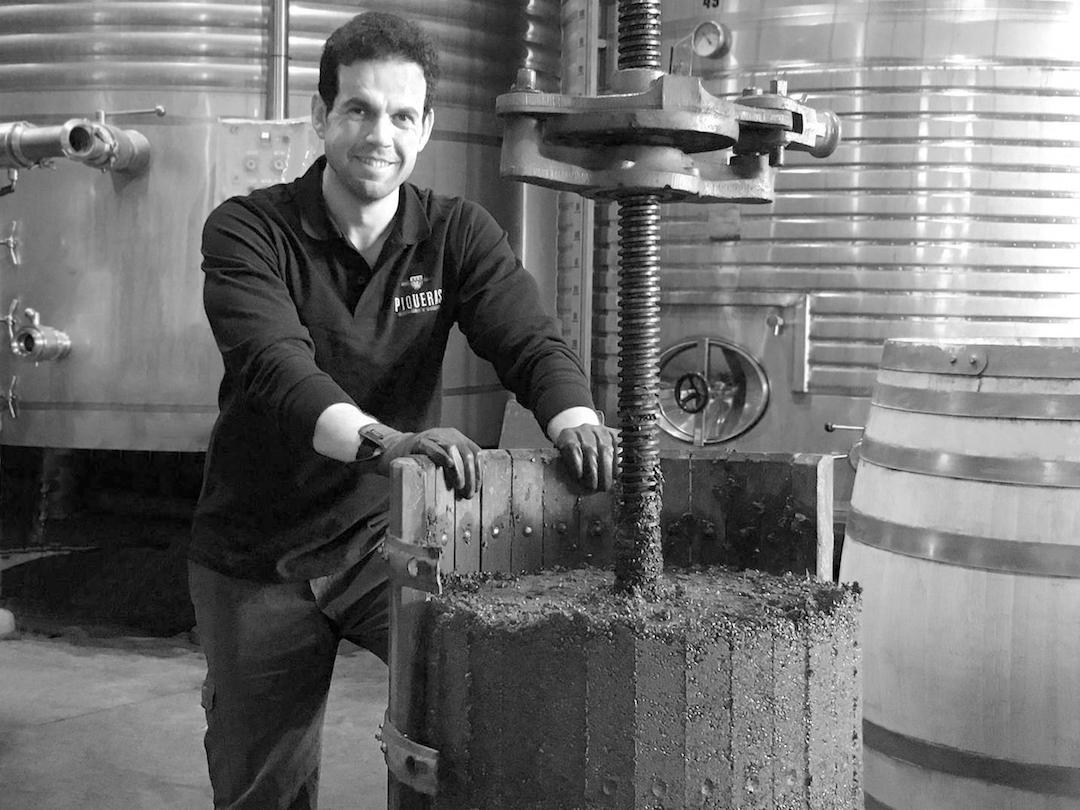 Juan Pablo Bonete, Bodegas Piqueras