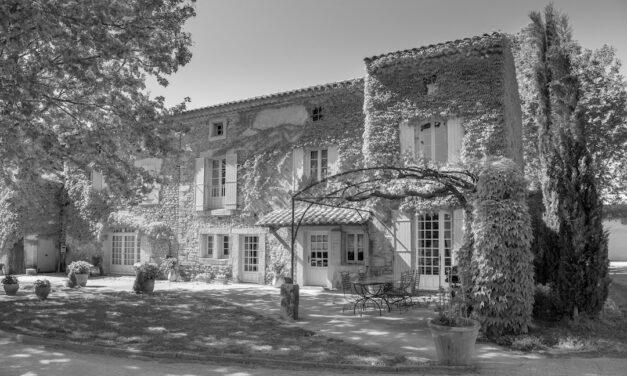 La Bastide Saint Dominique, Châteauneuf-du-Pape, Frankrijk 2015