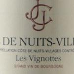 Les Vignottes, Domaine Jean-Jacques Confuron, Côtes de Nuits-Villages, Frankrijk 2017