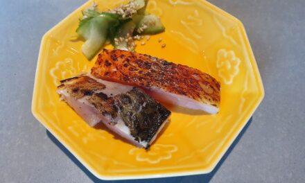 Guilty Pleasure: sushi, sake en sherry