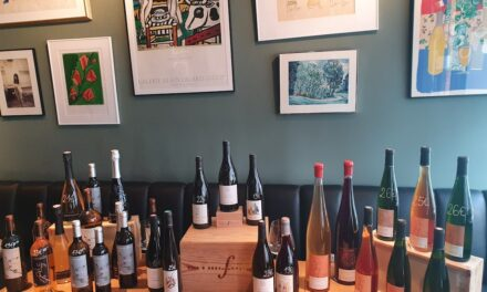 Restaurants als wijnwinkels