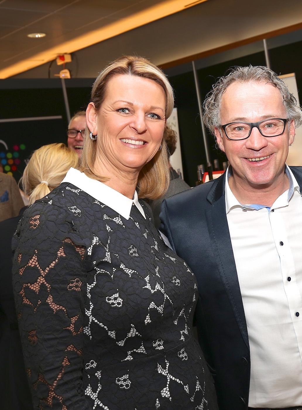 Gisela en Alain Jacobs