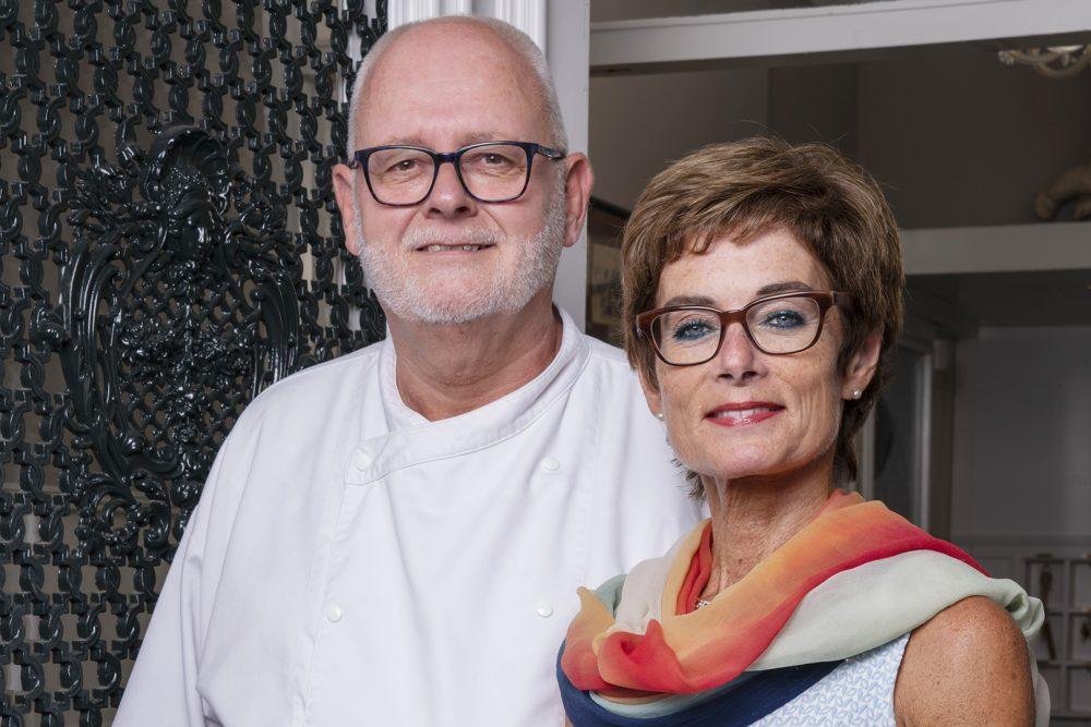 Cathy Moerdijk met Imko Binnerts