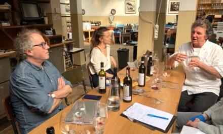 Italiaanse WP Box-wijnen bij Toscanini