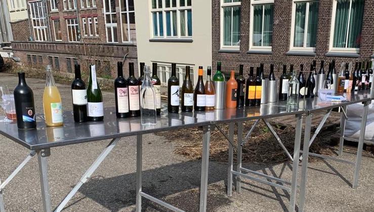 Zuiver Wijnen wijnen