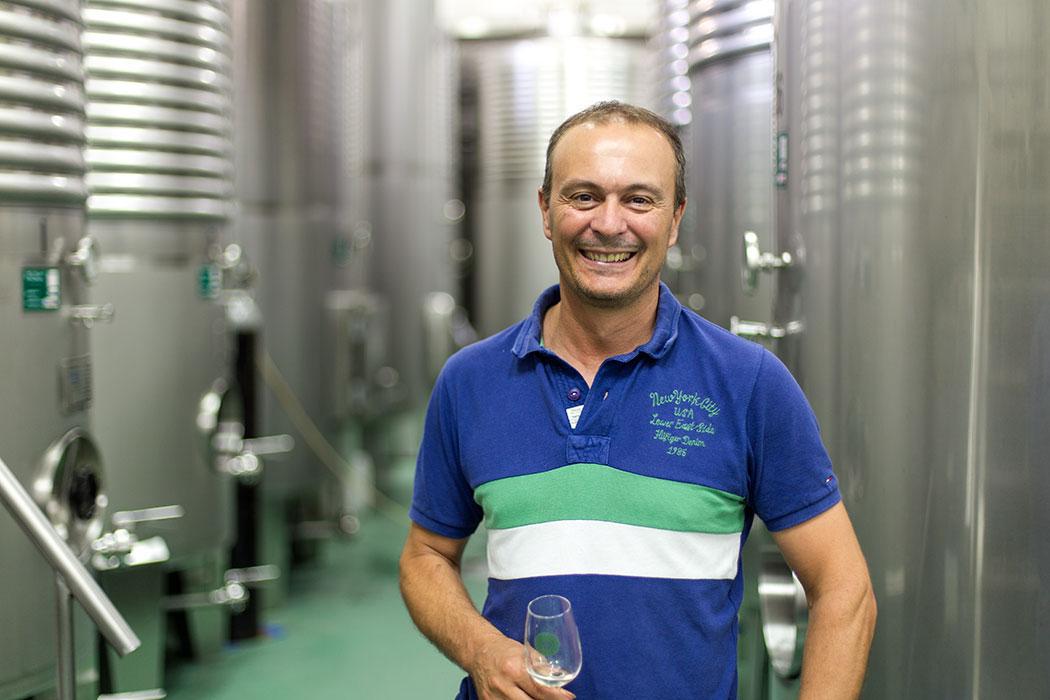 Enrique Piñeiro Cores - Adegas Gran Vinum