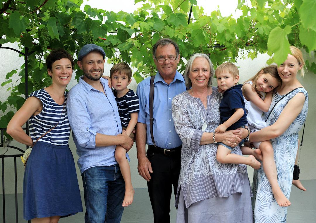 Familie Zähringer