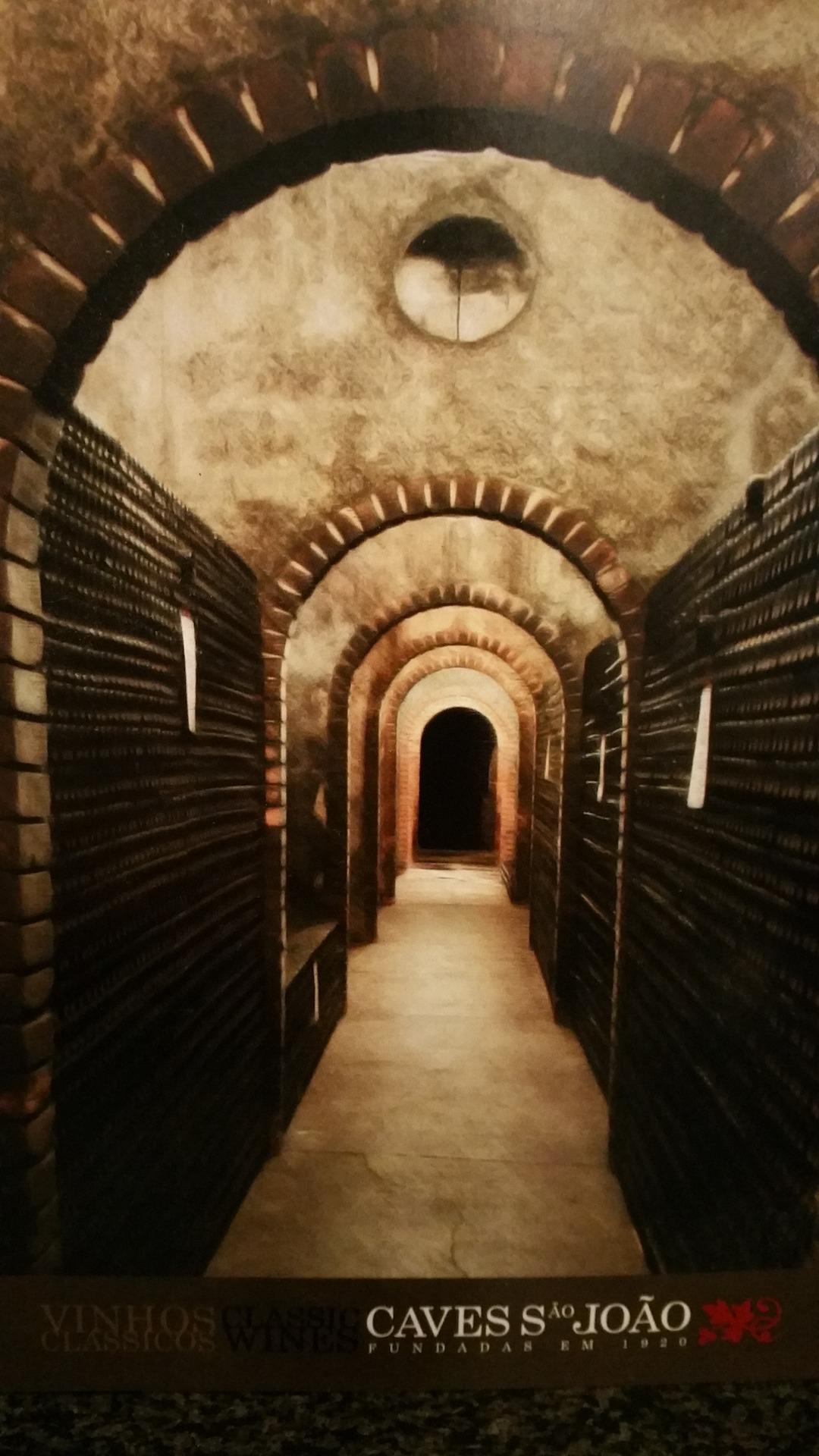 Wijnkelders Caves São João