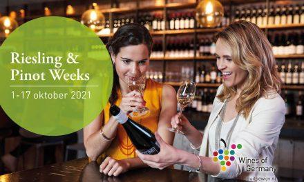1-17 oktober: Riesling & Pinot Weeks 2021