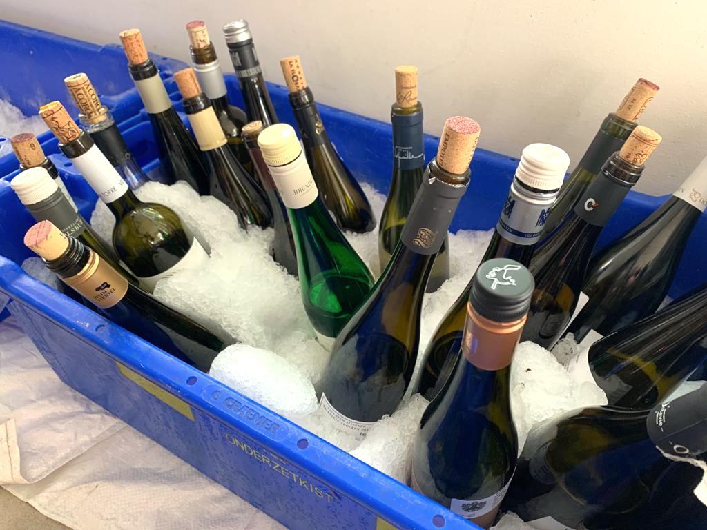 de wijnen