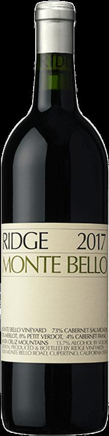 Ridge Monte Bello