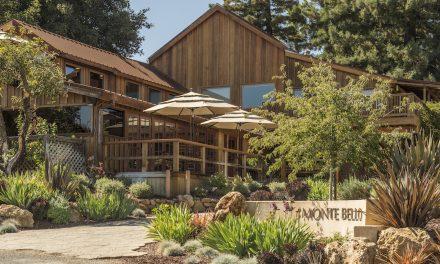 Monte Bello, Ridge Vineyards, Santa Cruz Mountains, Californië 2017