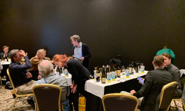 Tasting California Wines 2021